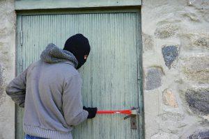 Einbruchschaden Kirchberg an der Murr